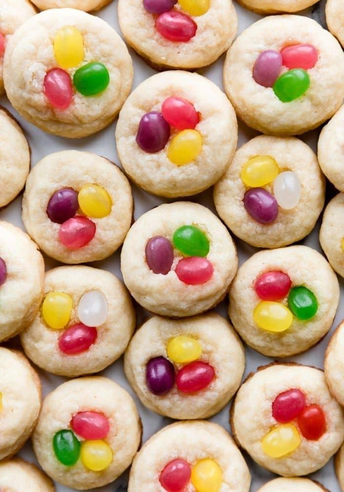 Jellybean Sugar Cookies