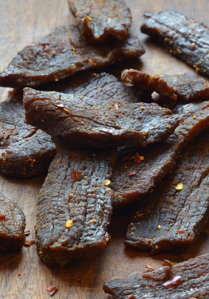 The Best Homemade Beef Jerky Recipe