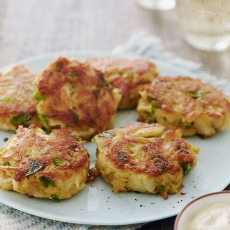 15 SIDE DISHES TO SERVE WITH CRAB CAKES