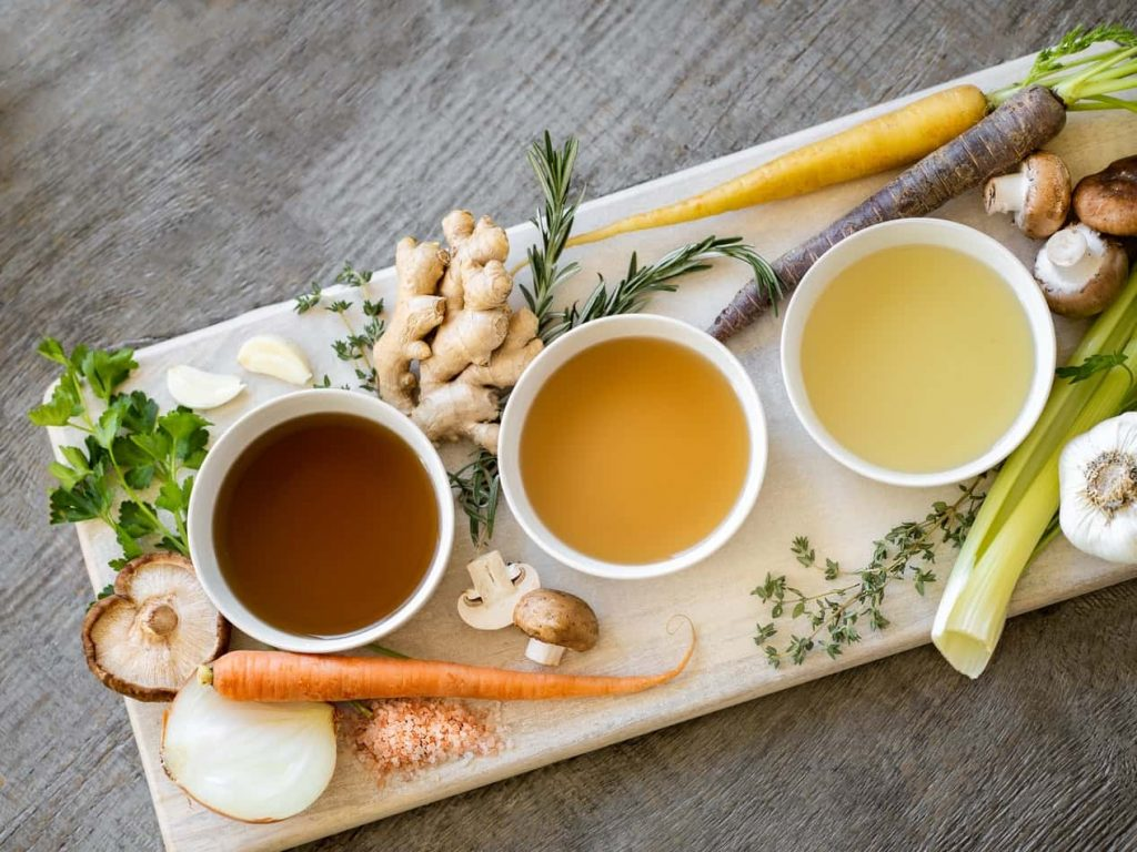 What Are the Differences Between Stock and Broth?