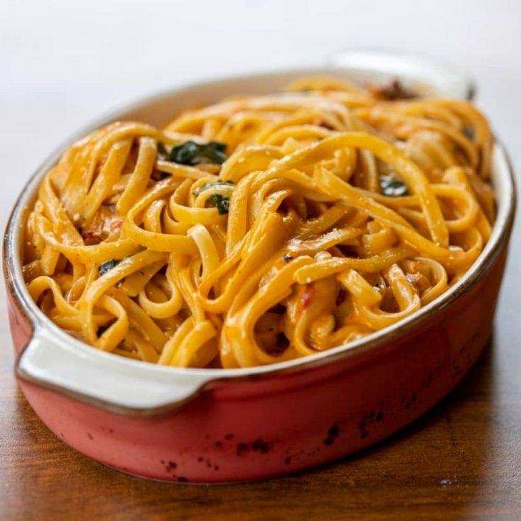 33 Easy Vegan Pasta Recipes