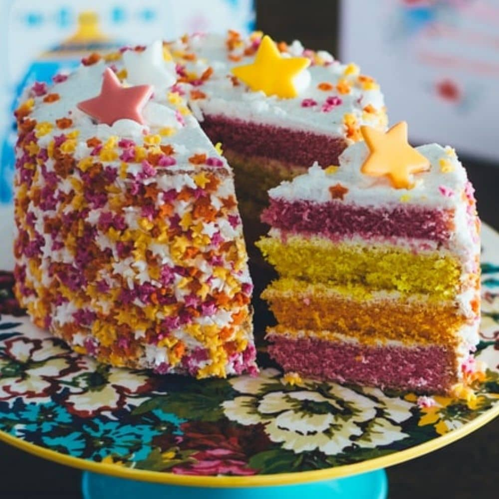 34 Easy Birthday Cake Ideas